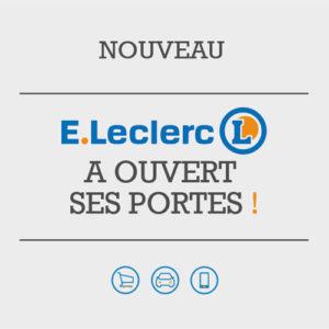 E.Leclerc Roubaix a ouvert ses portes !